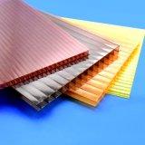 Prix en plastique de feuille de toit de cavité de PC de panneau d'anti de regain polycarbonate de Lexan
