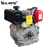 スプラインシャフトの赤いカラー(HR178F)の6HPディーゼル機関