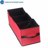 Grande capacidade de alta qualidade dobrar carro Caixa de armazenamento de dados do organizador de troncos automáticos