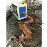 Máquina de aquecimento eletromagnética do calefator de indução da freqüência média