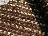 Tessuto del sofà della mobilia del Chenille del Brown dal fornitore