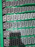 Hairise 7300 grille Encastré modulaire du matériel de qualité alimentaire de la courroie du convoyeur