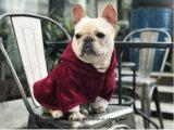 卸し売り星新しいデザインペット製品犬は犬の衣服の方法飼い犬のコートペット羊毛に塗る