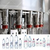 天然水の農産物およびびん詰めにする機械