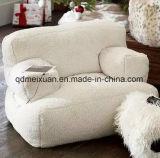 創造的なコンピュータの不精で不精なソファーの椅子の現代布の芸術のソファーの単一のパッケージは不精な人々(M-X3676)のためである