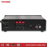 새로운 종류 D HiFi 디지털 Bluetooth 증폭기 2 채널 통신로 80W 힘 AMP 검정