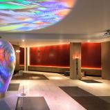 Indicatore luminoso di striscia di colore SMD 5050 7.2W/M RGB LED della decorazione di festa multi