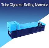 Tubo manual plástico del balanceo del cigarrillo de la máquina de rellenar del tabaco