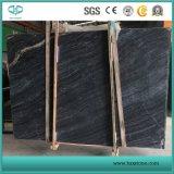 Черный деревянный/черного дерева/черного мрамора и дерева Верин мрамора для слоя REST/поверхность стола/пол плиткой/блок радиатора процессора