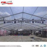 Luxrury Clear Fabric Transparent Tent for Dirty