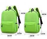 Cores Doces Bag mochila ombro dos alunos filhos mochila