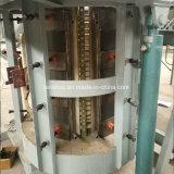 Machine de fonte d'admission de fréquence moyenne de Kgps avec incliner le four