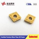 resistencia al desgaste de giro CNC insertos para el mecanizado de acero