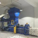 Hba40-7575 Automática Horizontal prensa enfardadeira para Papelão