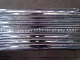 Lo zinco di prezzi di fabbrica ha ricoperto il tetto del metallo/le mattonelle di tetto galvanizzate onda
