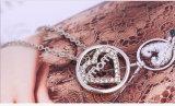 AAA CZ 어머니 목걸이 925 은 순은 보석 목걸이 (40331799480)를 가진 형식 심혼 목걸이
