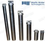 10 Ss '' de Huisvesting van de Filter van de Patroon van het Water van het Roestvrij staal