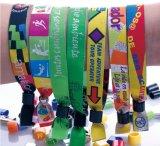 De aangepaste Band van het Koord van de Lengte Polyester Geweven voor Huisdier/Kleding