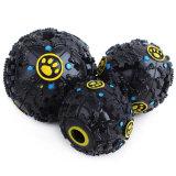 최신 건강한 누설 음식 공 개 장난감 애완 동물 분배기 삐걱거리는 웃음 돌팔이 의사 소리 훈련 장난감 씹기 공