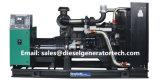 tipo aberto central energética elétrica Diesel de 50kw Shangchai do gerador