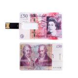 Soem-Fabrik-Preis-Kreditkarte USB-Blitz Laufwerk-Karte U-Platte