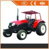 CE aprobar Yto 85Cv 2WD Tractor de ruedas.