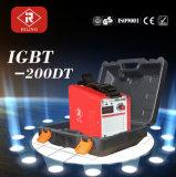 Máquina de soldadura do inversor IGBT/MMA com Ce (IGBT-120D/140D/160D/180D/200D)