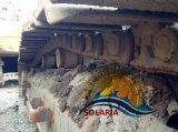 Máquina escavadora original usada da esteira rolante de Japão Kobelco Sk230-6 para a venda
