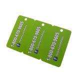 [أوهف] [إيس] [18000-6ب] 2 يموت جزء قطعة إخلاص بطاقة بلاستيكيّة [كمبو] مع [بركد] [بفك] بلاستيك بطاقات [رفيد] بطاقة