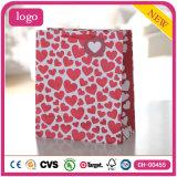 Valentinstag-Inner-Kosmetik, die Kaffeestube-Geschenk-Papiertüten Wedding sind