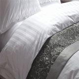 ホテルの供給60sの100%年の綿の寝具セット