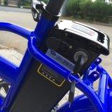 20 '' إطار سمين درّاجة كهربائيّة مع [36ف] [350و] محرّك كثّ مكشوف