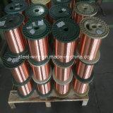 Decklack-Kupfer-Magnet-angeschwemmter Draht des Verkaufsschlager-4mm blank