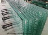 高い安全性のセリウムTUVのオーストラリア人の証明書が付いている薄板にされたSentryglasガラス