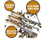 Conjunto de herramienta de talla de madera de acero templado profesional del cincel 12PCS