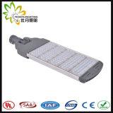 Justierbares LED-Straßenlaterneim Freien250w, preiswerte LED-Straßenlaterne-Solar-LED Straßenlaterne mit Ce& RoHS Zustimmung