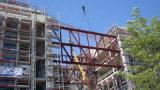 Edificios de la estructura de acero para procesar el taller