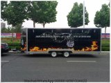 Neuseeland-Abnehmer-mobile Nahrungsmittellieblingskarre für Verkauf