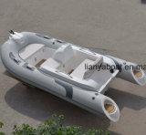 Liya 11FT casco de fibra de vidro costela Comercial Fábrica de barco inflável de barco