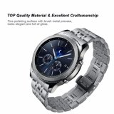 22mm de acero inoxidable Enlaces Bracelet Watch Band Marcha para Samsung S3
