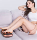 Descanso elétrico mágico esperto da massagem da parte traseira da garganta de Shiatsu com calor