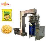 Máquina de empacotamento automática do painço do milho de Kumut do trigo do arroz de sopros dos petiscos