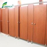 Wasserdichte phenoplastische Toiletten-Partitionen/Badezimmer-Partition