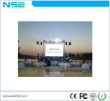 Tela LED P6 Video wall de LED de exterior/P4, tela de LED