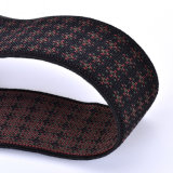 Jacquardwebstuhl-elastische Material-Klammer-Form-Entwurfs-Material-Mann-Aufhängevorrichtung (RS-17019D)