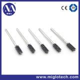 Tube de la Brosse brosse industrielle personnalisé pour l'Ébavurage polissage (CT-200065)