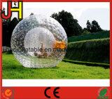 Bola inflable de Zorb, bola de rodillo de Zorb para la venta