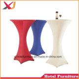 Casamento duradouro/Restaurante/Hotel/Banquetes Café/pano de mesa com logotipo de licra