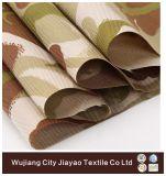 Maak Stof van Cordura van de Camouflage van 100% de Nylon voor de In het groot Stof van de Rugzak waterdicht Cordura