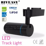 Negozio nero registrabile dei vestiti dell'indicatore luminoso della pista di alta qualità 30W LED disponibile